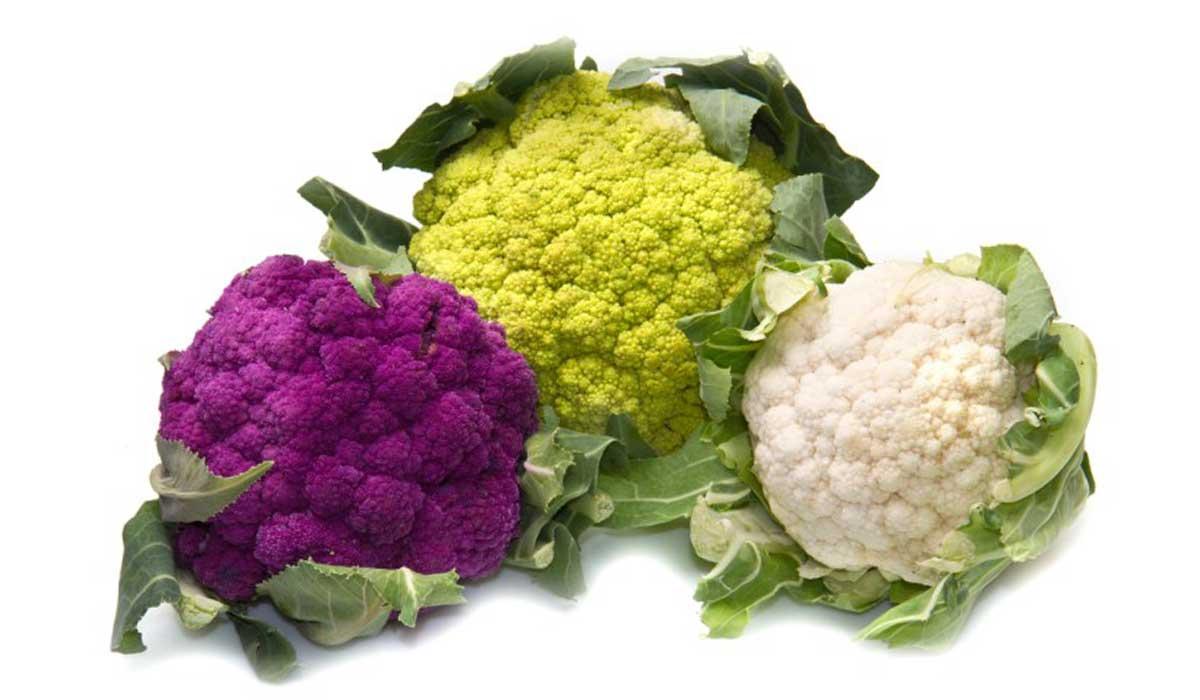 Цветная капуста полезные свойства