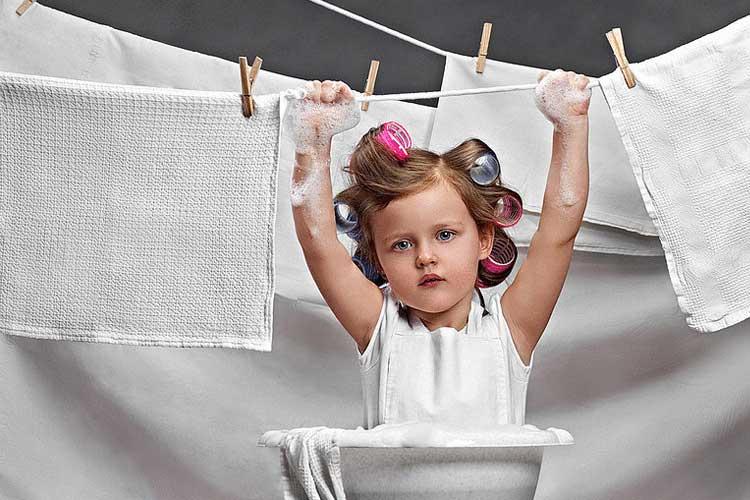 домашний стиральный порошок