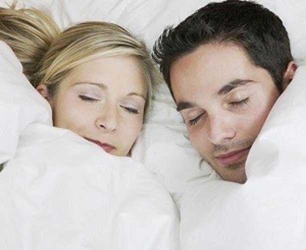 Рецепт крепкого сна
