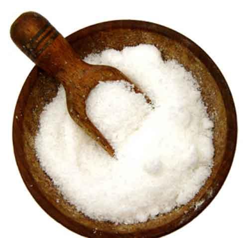 Настойка из соли