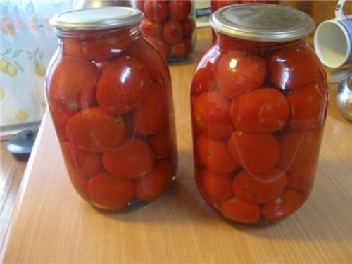Консервирование томатов в домашних условиях