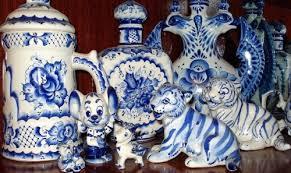 История гжельской керамики
