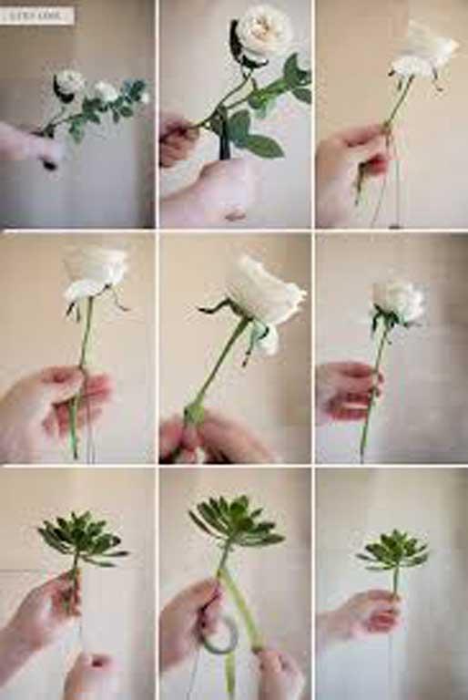 Как сделать искусственные цветы пошаговый скрипт