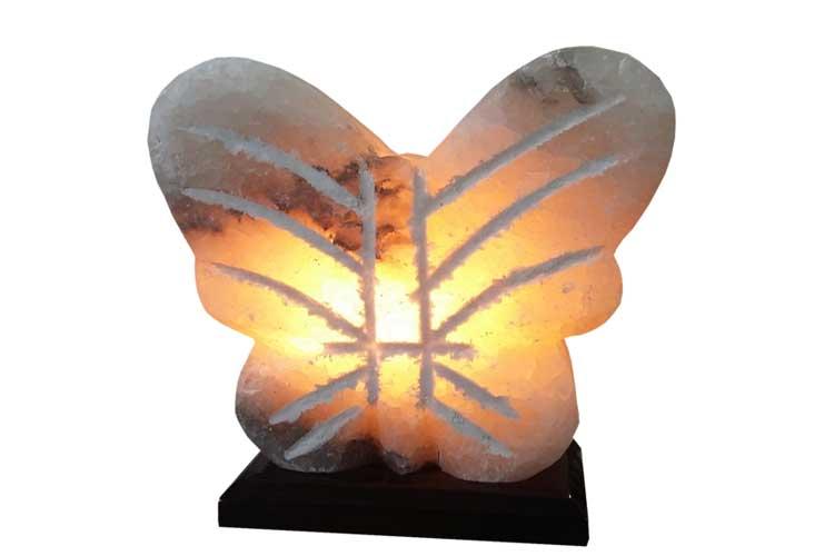 Лампа из гималайской соли: преимущества и как использовать