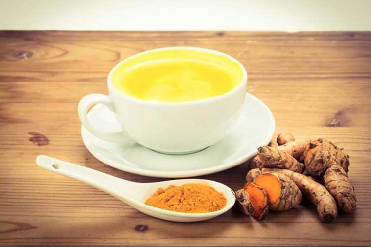 Чай с Куркумой 2 невероятно полезных рецепта