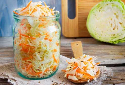 Рецепт Квашеной капусты