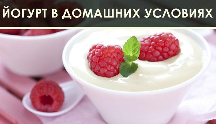 Как приготовить йогурт (легкий домашний рецепт)