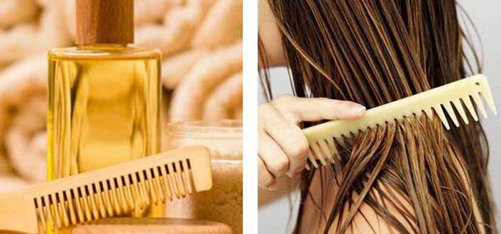 Лучшие масла для волос