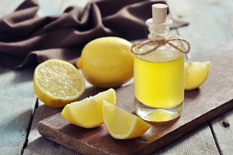 Польза масла лимона